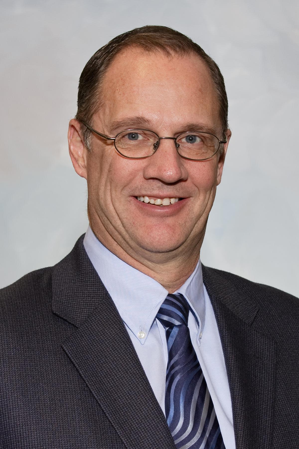 Allen Geckle headshot